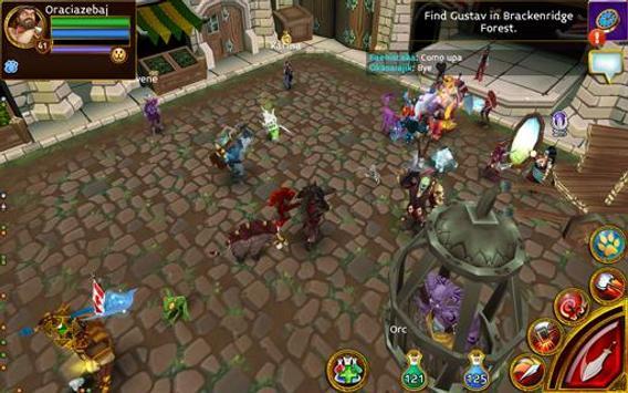 Arcane Legends screenshot 7