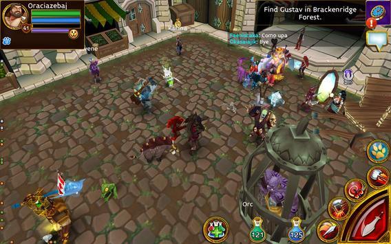 Arcane Legends screenshot 14