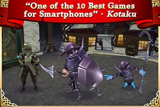 Arcane Legends screenshot 1