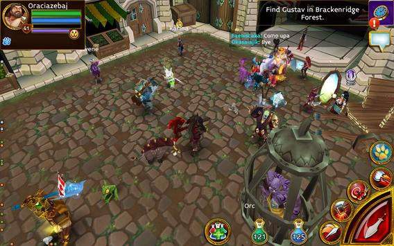 Arcane Legends screenshot 23