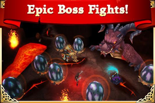 Arcane Legends screenshot 2