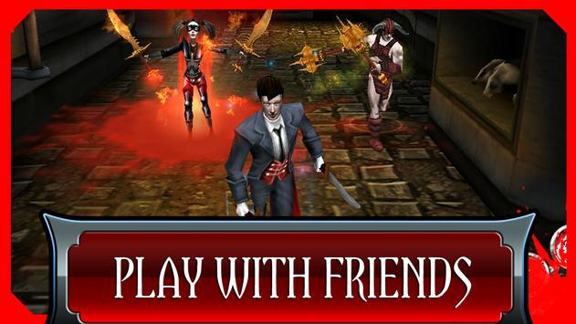 Dark Legends screenshot 2