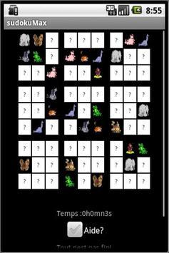 SudokuMax poster