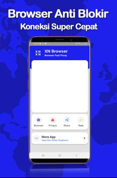 XN Browser screenshot 1