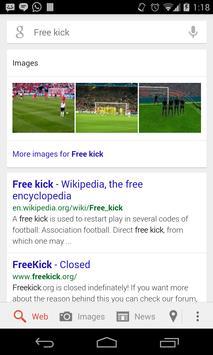 FootBall Terms imagem de tela 5