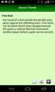 FootBall Terms imagem de tela 3