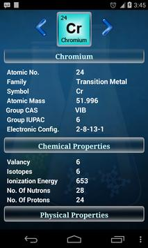 complete periodic table скриншот 3