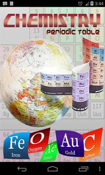 complete periodic table Affiche