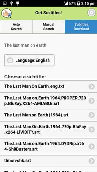 Get Subtitles for Android - APK Download