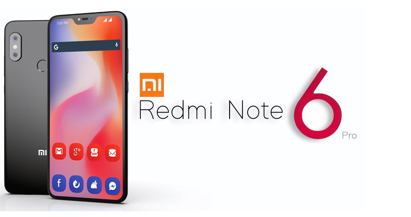 Theme for Redmi Note 6 pro/ Mi 8 pro for Android - APK Download