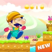 Jungle Boy Adventure - New Game 2019 icon