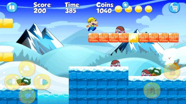 Jungle Boy Adventure - New Game 2019 screenshot 13