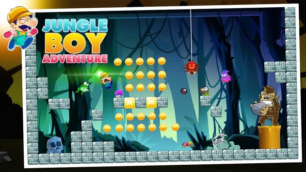 Jungle Boy Adventure - New Game 2019 screenshot 1
