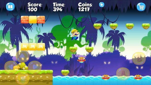 Jungle Boy Adventure - New Game 2019 screenshot 4