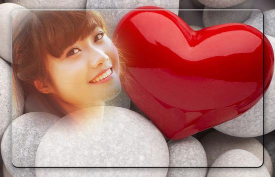 Love Heart Photo Frames screenshot 4