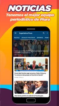 Superlativa Perú - Noticias, música y Tv en Vivo screenshot 1