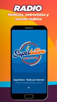 Superlativa Perú - Noticias, música y Tv en Vivo screenshot 2