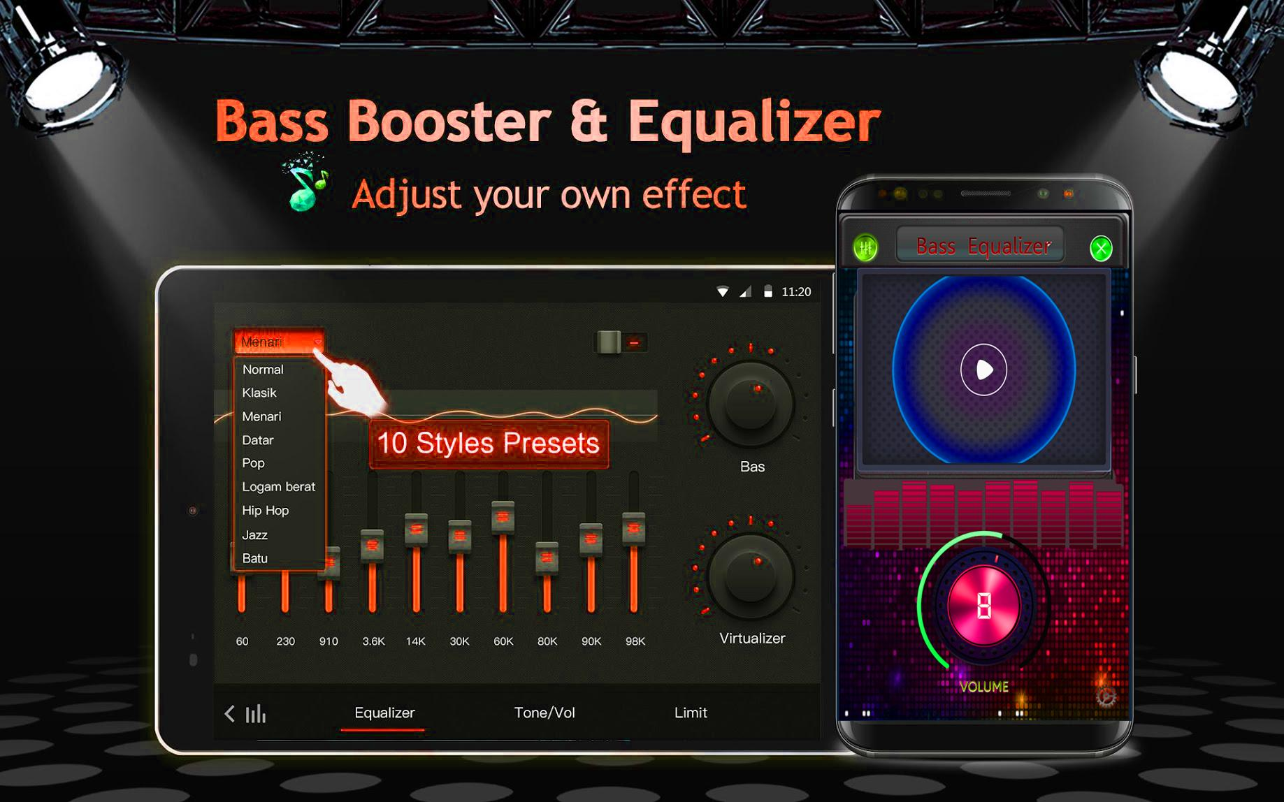 1000 High Volume Amplifier Dj Volume Booster Max For Android Apk Download