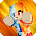 Girls skins for Minecraft 3D 👭