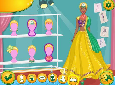 Dress Up Superstar- Fashion of the Year screenshot 1