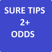 SURE TIPS 2+ ODDS icon