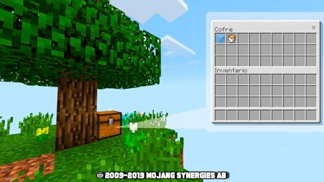 SkyBlock for mcpe - survival maps screenshot 8