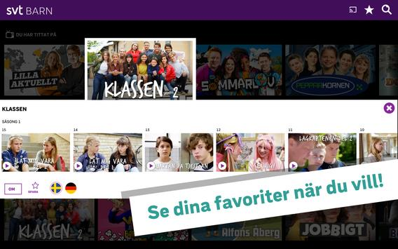 SVT Barn screenshot 5