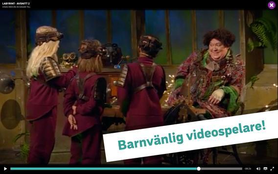 SVT Barn screenshot 10