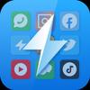 Messenger Lite, Tik Lite, Whats Lite App icon