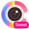 Sweet Candy Cam - selfie editor & beauty camera ikona