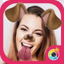 Sweet Snap Face Camera - live filter,Selfie photo APK
