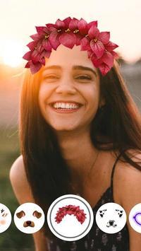 Face Camera: Live Photo Filters, Emojis, Stickers screenshot 1