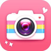 كاميرا الجمال-كاميرا الصور الشخصية مع ملصقات الوAR أيقونة