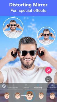 كاميرا الجمال-كاميرا الصور الشخصية مع ملصقات الوAR تصوير الشاشة 7