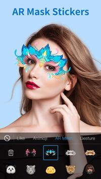 Selfie Camera - Beauty Camera & AR Stickers poster