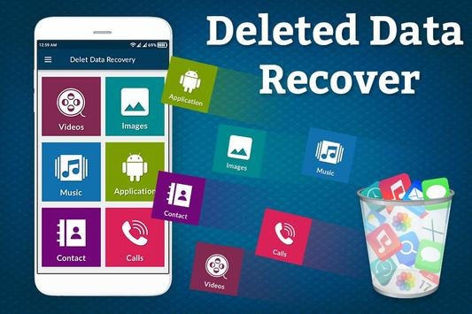 Recover Deleted All Files, Photos and Contacts screenshot 1