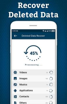 Recover Deleted All Files, Photos and Contacts screenshot 2