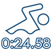 Swimery Timing App icon