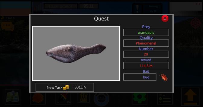 Fishing PRO (full) imagem de tela 6