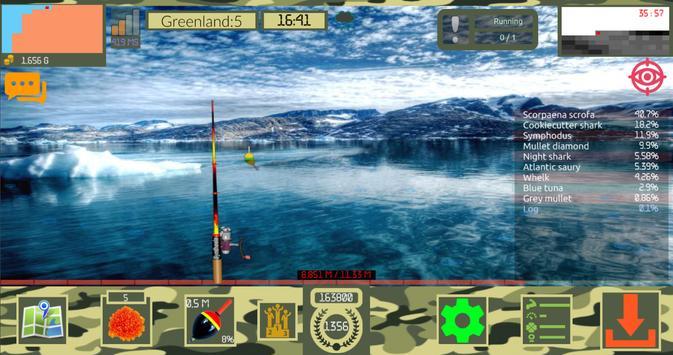 Fishing PRO (full) imagem de tela 15