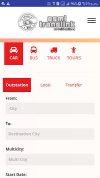 Asmi Translink screenshot 1