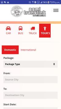 Asmi Translink screenshot 2