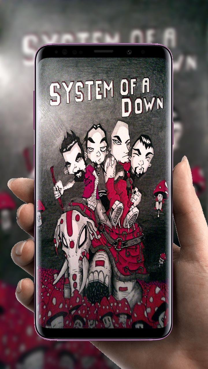 System Of A Down Wallpapers For Android Apk Download