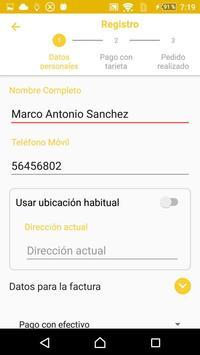DeUna - Delivery screenshot 1