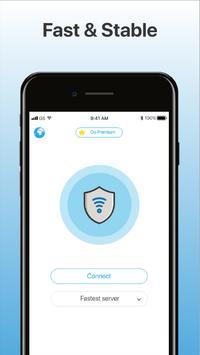 VPN فتح المواقع المحجوبة مجانا تصوير الشاشة 4