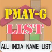 PMAYG LIST icon
