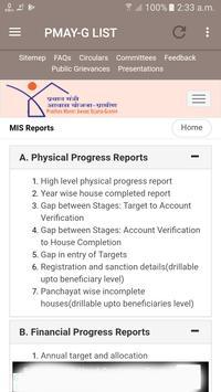 PMAYG LIST screenshot 1