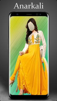 Anarkali Photo Suit Editor screenshot 4