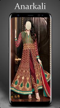 Anarkali Photo Suit Editor screenshot 11
