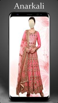 Anarkali Photo Suit Editor screenshot 1